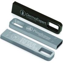 Memoria USB de Metal