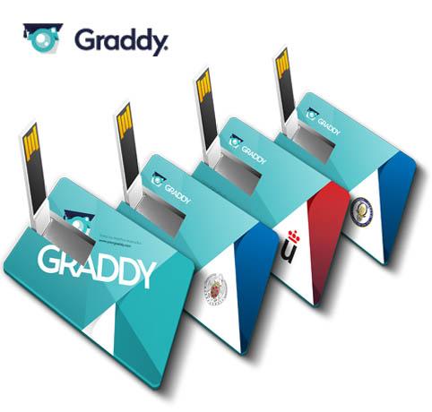 Tarjetas USB Graddy