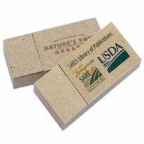 Pendrive Carton Reciclado ECO Square