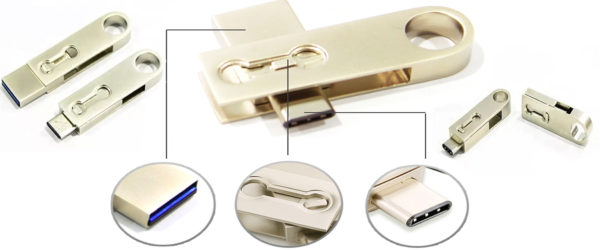 USB Personalizados OTG Para Teléfonos Móviles